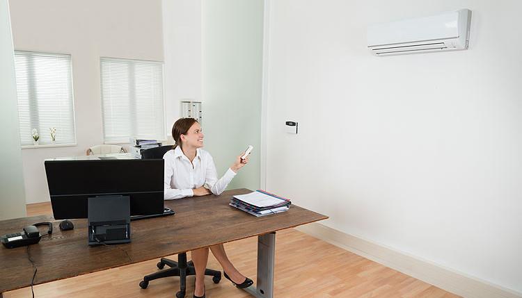 tania klimatyzacja dla biura